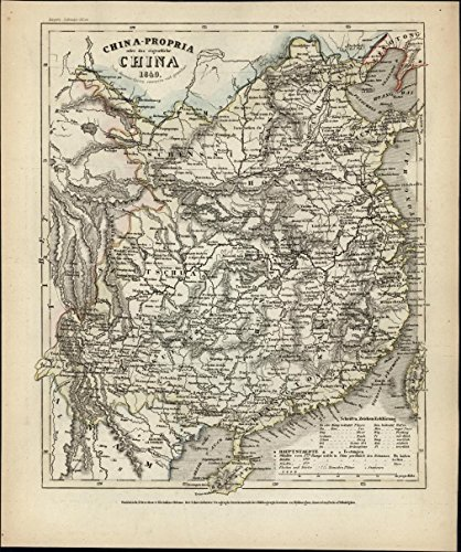 eastern-china-szechuan-honan-provinces-mongolia-1849-meyer-map-w-hand-color