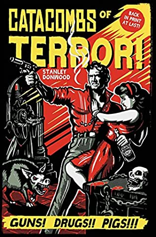 book cover of Catacombs of Terror!