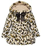 Product review for Widgeon Little Girls' Hooded Big Bow Coat