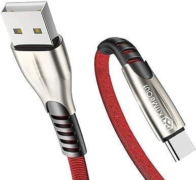 Cable De Carga Rápida USB C para Samsung Galaxy A10e / A20 / A30 ...