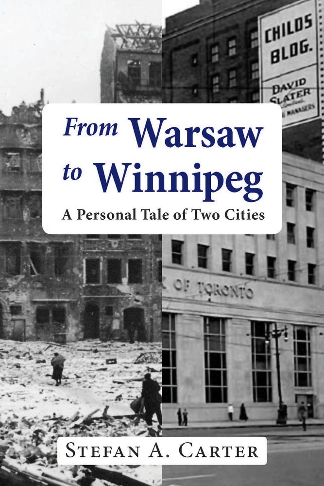 From Warsaw to Winnipeg: A Tale of Two Cities ebook