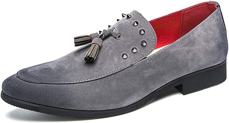 Chaussures en daim, idéales pour conduire   Chaussures