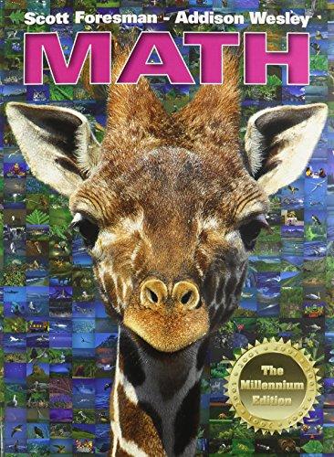 Scott Foresman: Addison Wesley Math: Grade 1