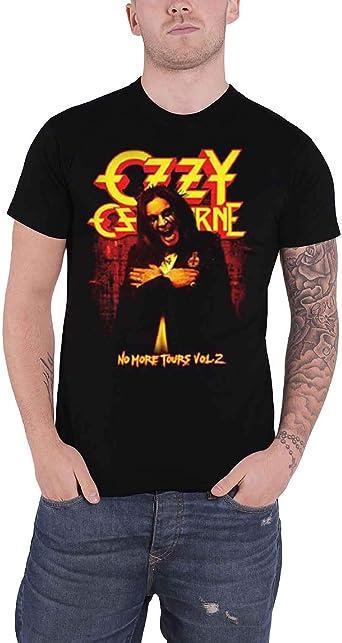 OZZY OSBOURNE Angel Wings No Rest T-Shirt