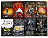 img - for Bernard Cornwell Warrior Chronicles Series 8 Books Set (The Pagan Lord, Death of Kings, The Lord of the North, Sword Song, The Burning Land, The Pale Horseman, The Last Kingdom, The Empty Throne) book / textbook / text book