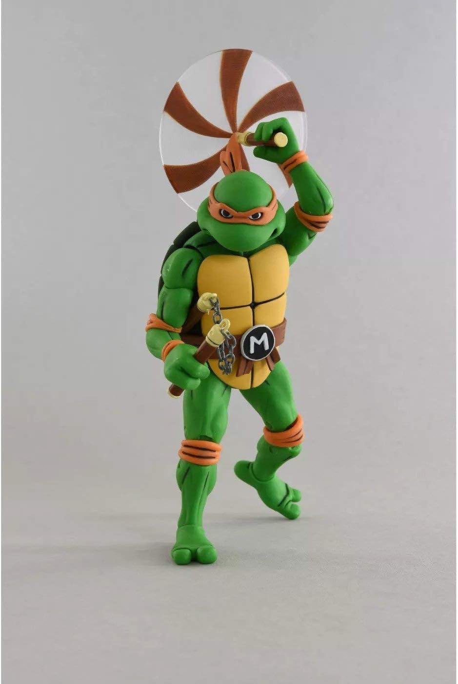 NECA Les Tortues Ninja Figurine Raphael 18 cm