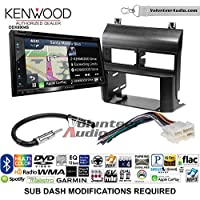 Volunteer Audio Kenwood Excelon DNX694S Double Din Radio Install Kit with GPS Navigation System Android Auto Apple CarPlay Fits 1988-1994 Blazer, Silverado, Suburban (No pocket)