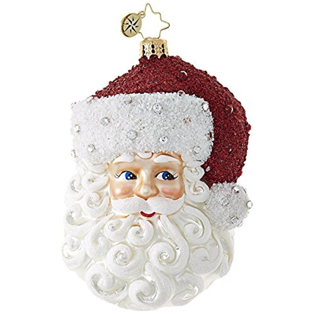 Christopher Radko Simply Fabulous! Brilliant Treasure Christmas Ornament