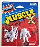 Masters of the Universe M.U.S.C.L.E Package of 3 Figures