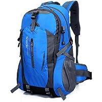 Sannysis mochilas hombre deportivas 40L, impermeable el equipaje