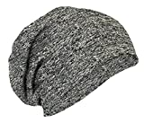 Slouchy Summer Beanie Hat by Tough Headwear - Oversized Baggy Casual Skull Cap That Fits Great - Comfortable, Thin & Lightweight Beanie for Men & Women - Perfect for Summer and Spring (Various Colors)