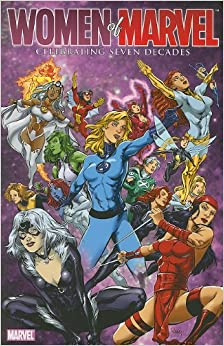 Women of Marvel: Celebrating Seven Decades Handbook