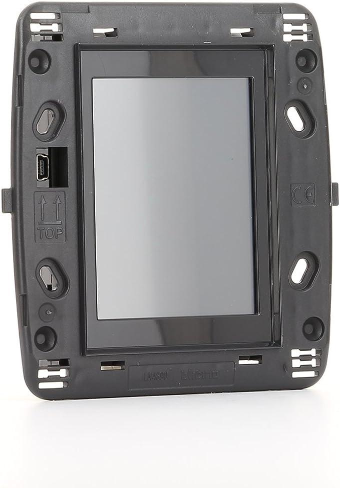 Legrand//bticino Vive di colore chiaro touch screen