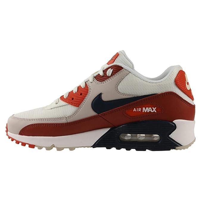 huge sale 69328 5e3a2 Nike Air Max 90 Essential Mens Aj1285-600 Size 6 UK  Amazon.co.uk  Shoes    Bags