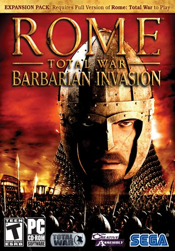 Rome Total War: Barbarian Invasion Expansion Pack - ()