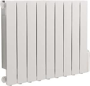 Radiador eléctrico de pared «Bismo», para cuarto de baño ...