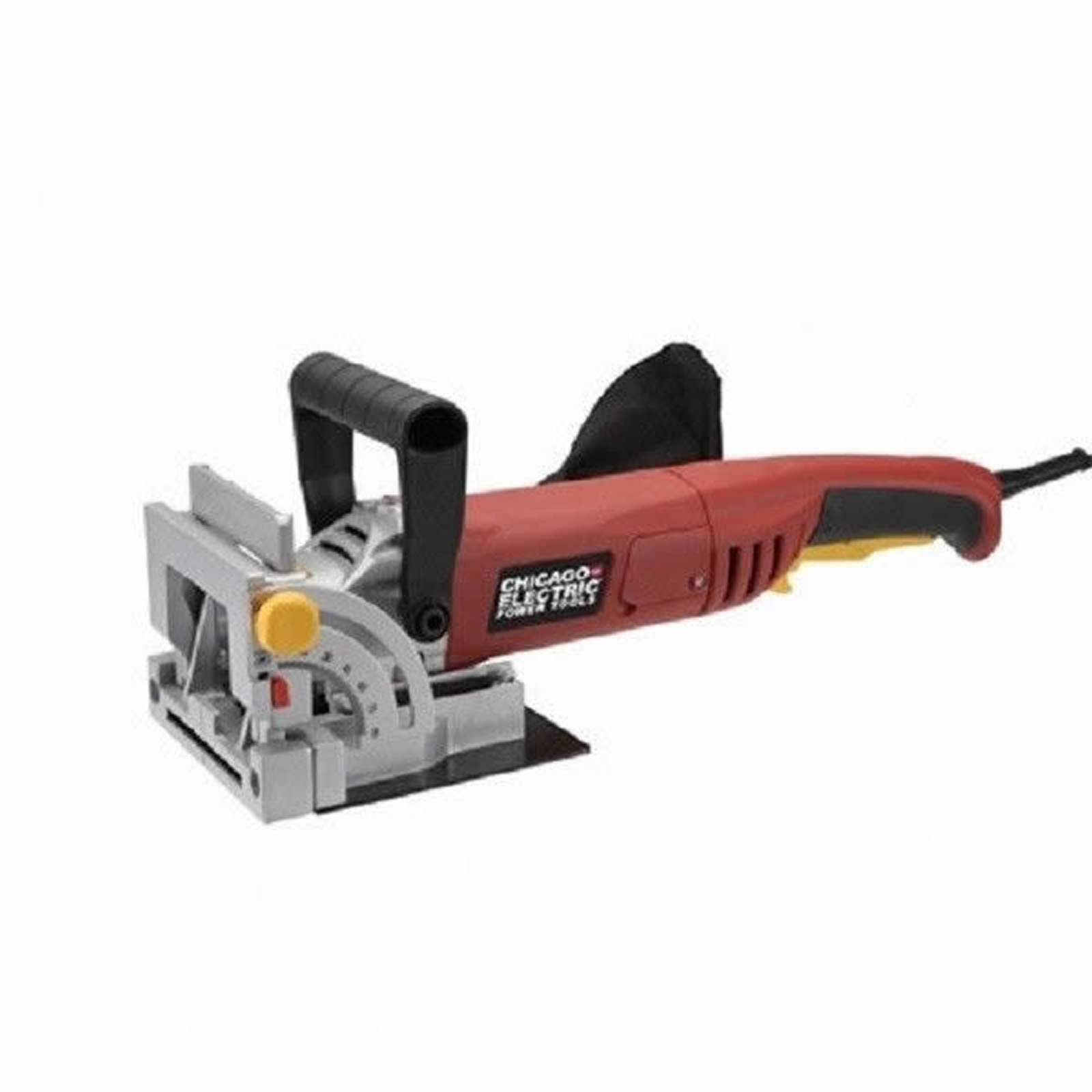 Heavy Duty Wood Bisquit Plate Jointer Power Tool Joiner Biscuit Kit