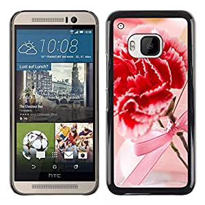 Stuss Case / Funda Carcasa protectora - A Single Ice Rose Gift - HTC One M9