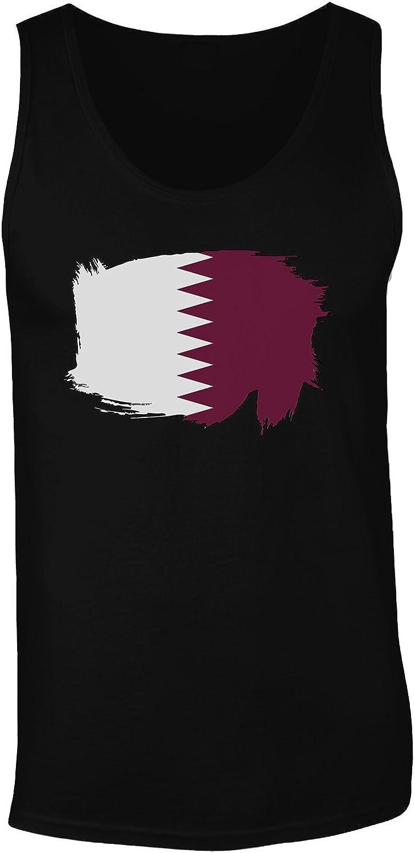 INNOGLEN Bandera Pintada de Qatar la Parte Superior del ...