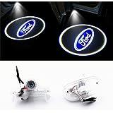 Einstiegsbeleuchtung Laser Projektor Door Logo Licht für Maike S-MAX Mondeo (2Stk)