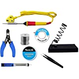 THEMISTO - built with passion 25W Electric Soldering Iron Kit (8IN150GM)