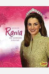 Queen Rania of Jordan (Queens and Princesses) Library Binding