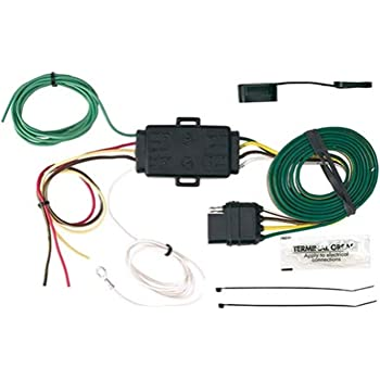 hopkins wiring harness 42475 trusted schematic diagrams \u2022 f150 7-way trailer wiring amazon com hopkins 42475 plug in simple vehicle wiring kit automotive rh amazon com hopkins wiring harness diagram hopkins wiring harness color char