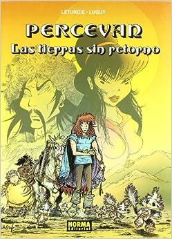 Book Percevan 13 Las tierras sin retorno / The land without return