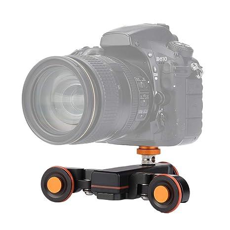 VBESTLIFE Auto Inteligente para Fotografía, Cámara Dolly Motor ...