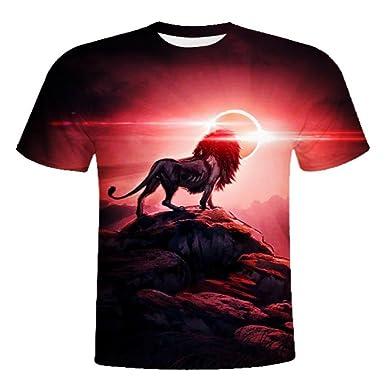 Camiseta Personalizada para Hombre Camisetas Moda Hombre Camisetas Hombre Manga Corta Camisetas De Hombre De Verano AIMEE7 Camisetas Estampadas Hombres: ...