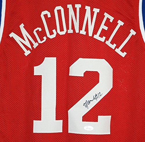 Philadelphia 76ers Autographed Jersey 76ers Signed Jersey