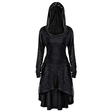 Amazon.com  XILALU Women Casual High Low Dress fe649c46d467