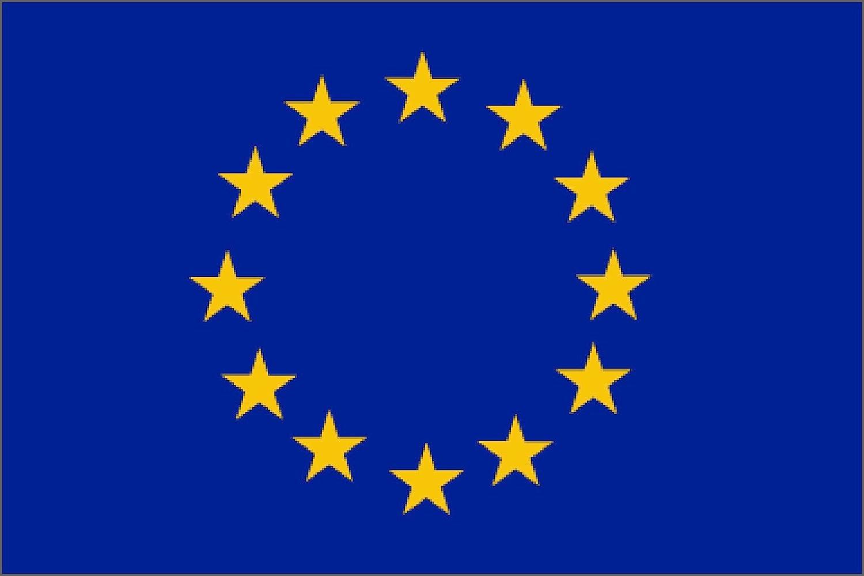 Amazon.com : European Union (EU) Flag - 3 foot by 5 foot Polyester ...