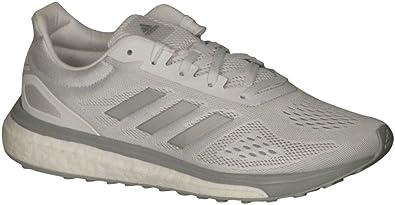 adidas Women's Response LT W White/Silver Athletic Shoe