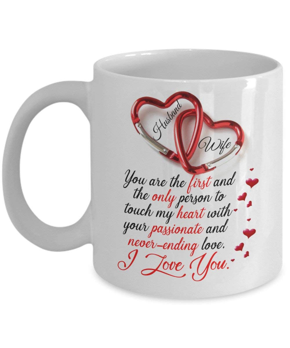 Amazon com: Koixo Gift for Wife - FIRST ONLY HEART