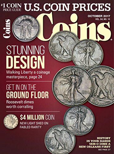 Coins Magazine [Print + Kindle]