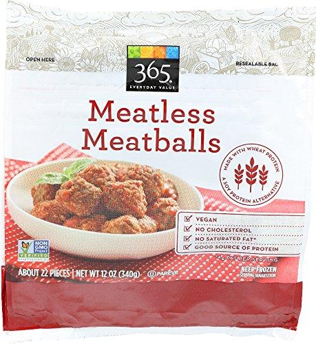 Meatballs, Chunks & Crumbles