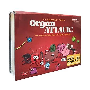 Organ ATTACK! Game