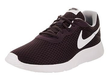 Nike Men s Tanjun Port Wine White Wolf Grey Running Shoe 13 Men US   B01MFDQ64I