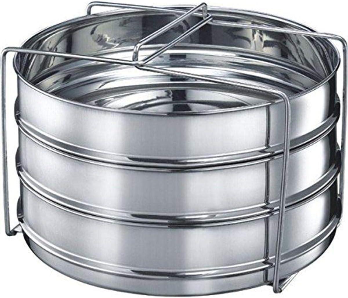 PRESTIGE Stainless steel utensil Medium Set, 19cm