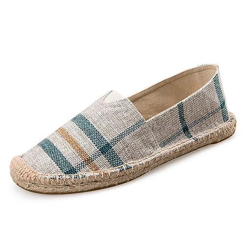 Kentti Artesanía - Alpargatas Multicolore Para Hombre: Amazon.es: Zapatos y complementos