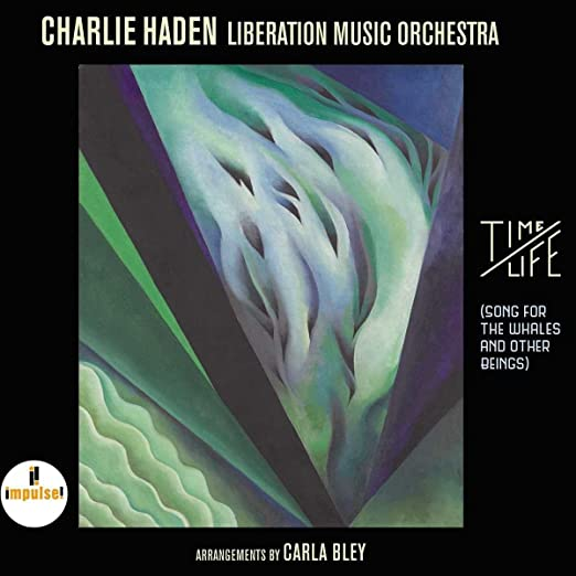 Charlie Haden - Time/Life cover