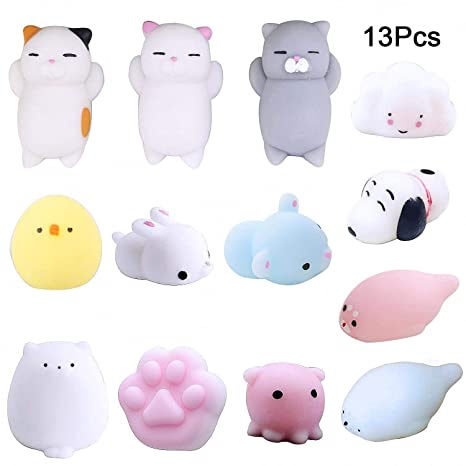 The Cheapest Price Furry Cats Squeeze Squishies Adorable Cat Slow Rising Cream Squeeze Scented Stress Relief Toys Squishes Stress Relief Toy Always Buy Good Stress Relief Toy Toys & Hobbies