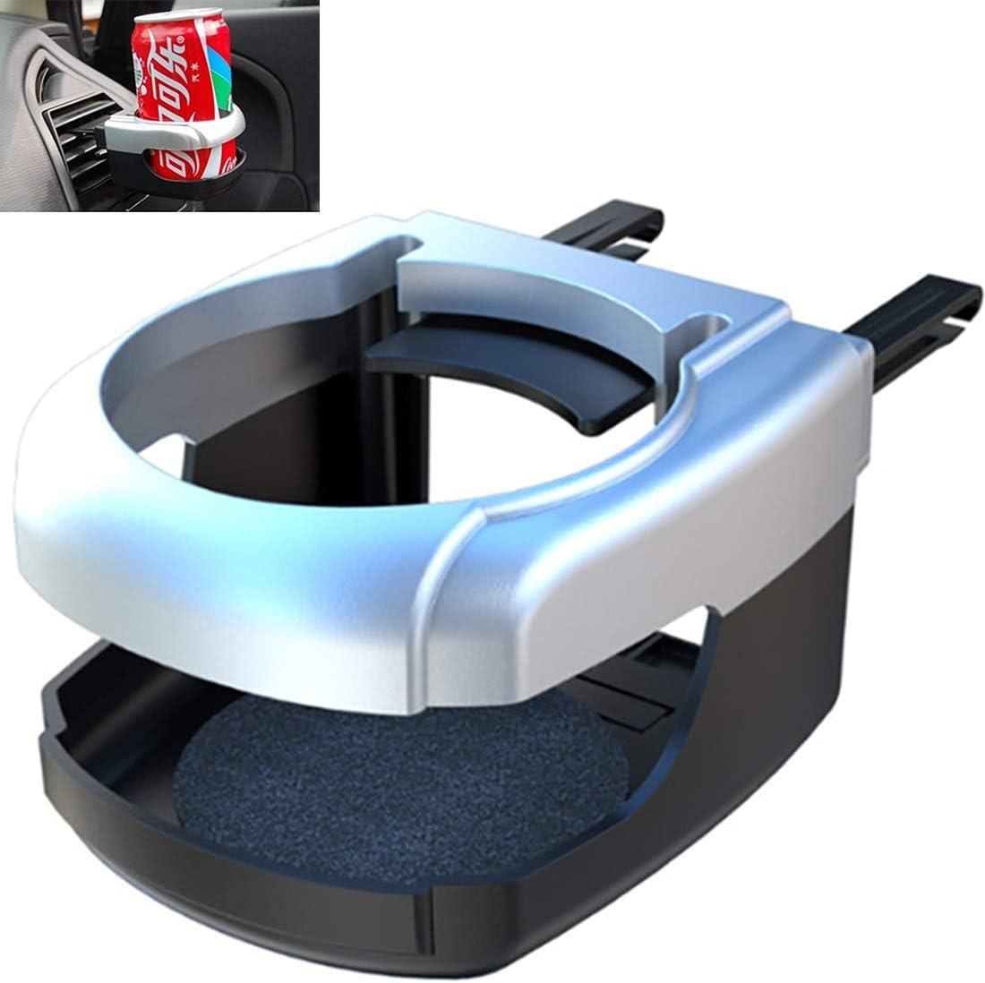 Soporte universal para bebidas de coche bebidas de caf/é y latas de bebidas soporte para puerta soporte para botellas Jingming cesta para el coche organizador