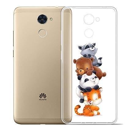 Funda para Huawei Y7 Prime / Huawei Enjoy 7 Plus Carcasa ...