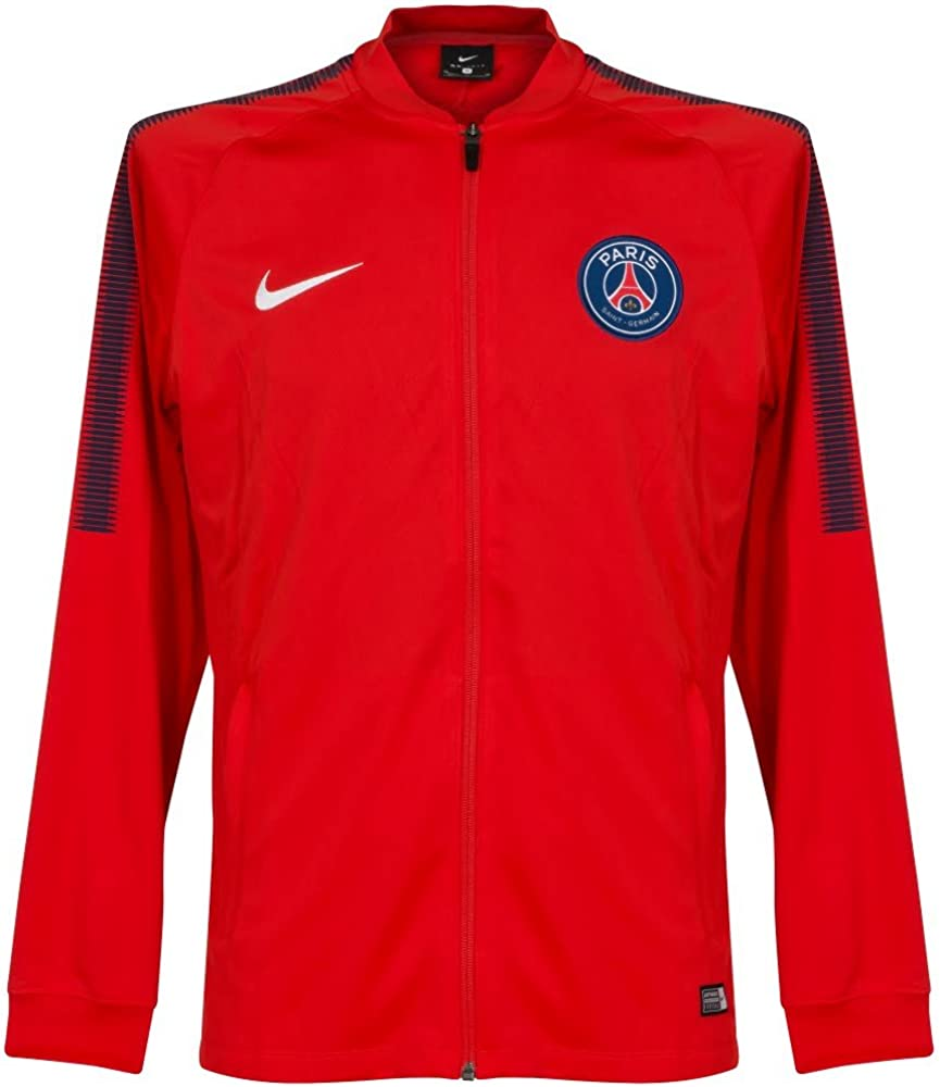 Nike performanceparis St. Germain Dry Squad - Chándal - Rush Red ...
