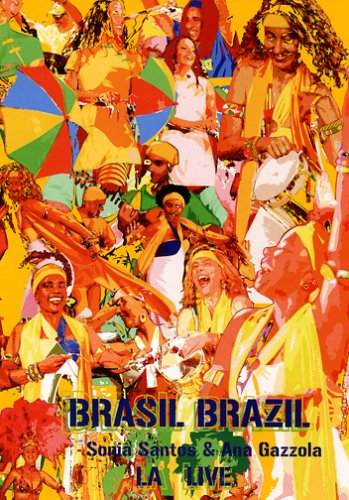 Brasil Brazil L.A. Live by Yellow Green