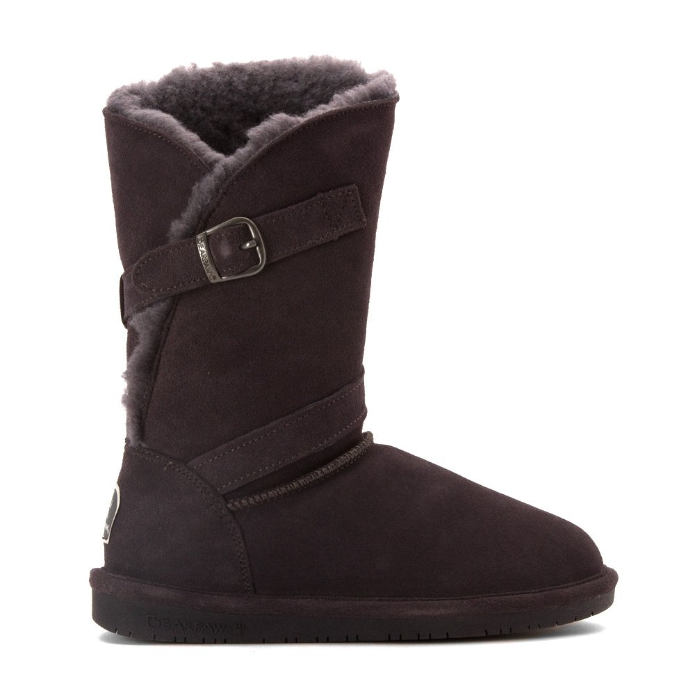 Bearpaw Women's Tatum Charcoal 5 M by Bearpaw (Image #3)