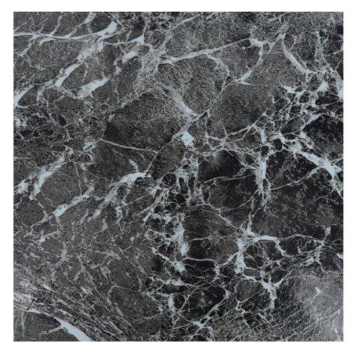 4 x (Marmor) Selbst Selbstklebend Vinyl Abziehen Und Steck Fliesen Fußboden Küche Badezimmer 30 x 30cm Shopmonk
