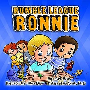 Rumble League Ronnie Audiobook